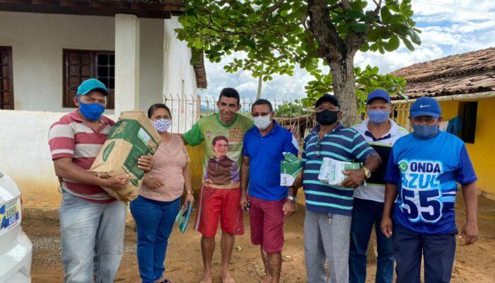 Prefeitura Municipal de Buenos Aires entrega  sementes e trator   para pequenos agricultores